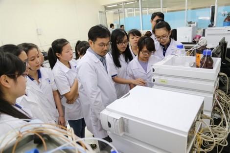 Trường đại học công lập đầu tiên tại TP.HCM công bố điểm chuẩn