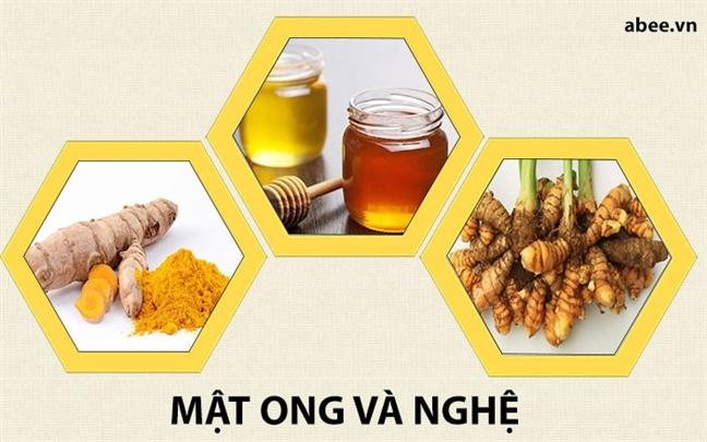 Khac phuc da dau voi mat ong
