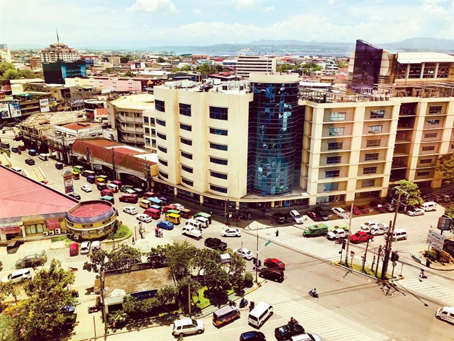 Davao khong chi co bien