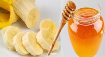 Khắc phục da dầu với mật ong