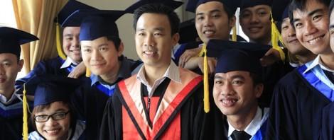 Trường đại học Quốc tế công bố điểm chuẩn