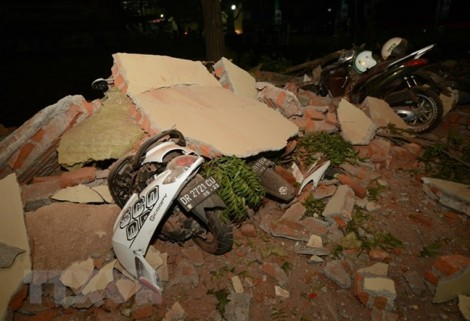 Động đất ở Indonesia: Hai em bé chào đời trong lúc sơ tán