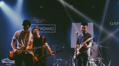 Giới indie tụ hội trong 'Thơm Music Festival' 2018