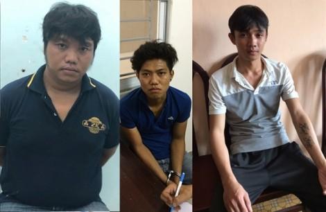 Tóm băng cướp chuyên dọa chém để cướp xe của phụ nữ