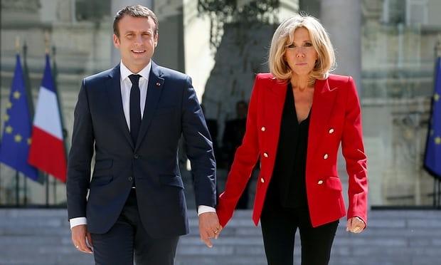 Vi sao ba Brigitte Macron la de nhat phu nhan duoc nguoi Phap ung nhat