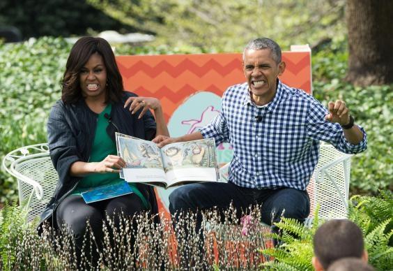 Nha Obama kiem duoc hang trieu USD, ho tieu tien the nao?