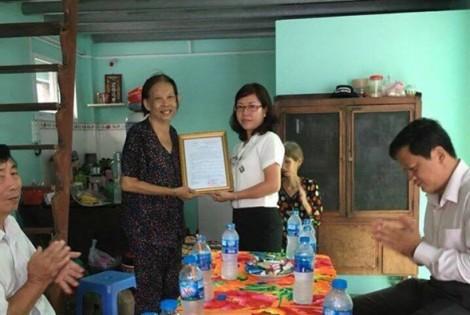 Quận 6: Thêm một mái ấm tình thương cho phụ nữ nghèo