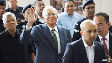 Với 3 cáo buộc rửa tiền, cựu Thủ tướng Malaysia đối mặt án tù 15 năm