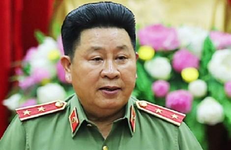 Cách chức Thứ trưởng Bộ Công an Bùi Văn Thành