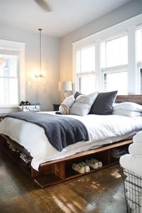 Bí quyết nới rộng phòng ngủ dưới 10m²