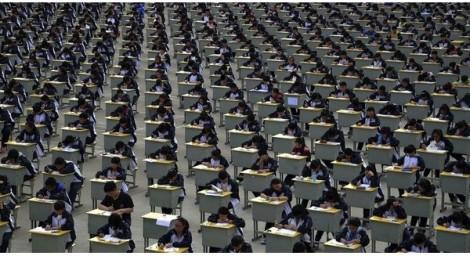 Gian lận thi đại học tại Trung Quốc: Các bài thi bị đánh tráo?