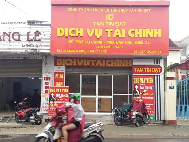 No ro 'tin dung den' tai Hue
