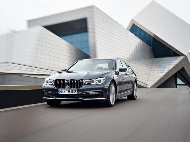 BMW 7 Series sap tro lai Viet Nam