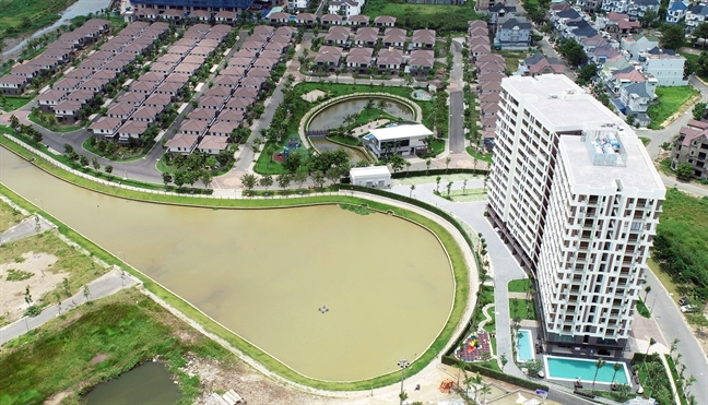 Nam Long chinh thuc ban giao du an Flora Kikyo vuot tien do ba thang