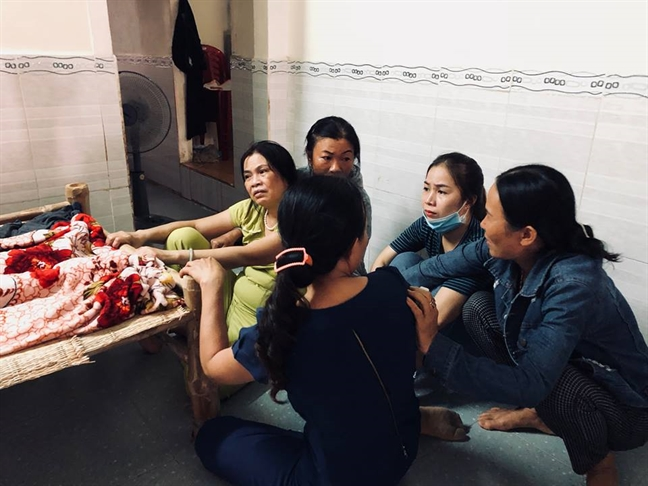Thai phu o Quang Ngai tu vong se duoc kham nghiem tu thi tim nguyen nhan