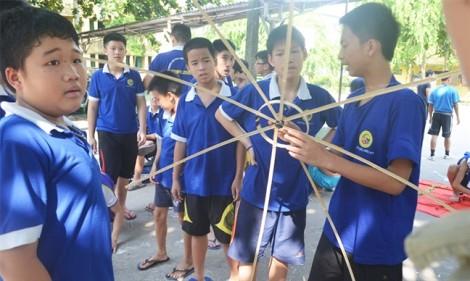 Sau nghỉ hè, trẻ nhập trại vì nghiện game