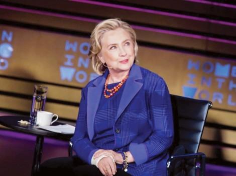 Bà Hillary Clinton làm phim