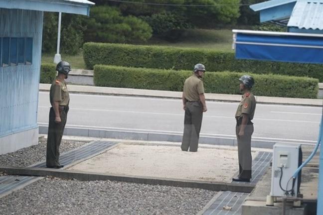 Kyodo: Mot cong dan Nhat Ban bi bat giu tai Trieu Tien