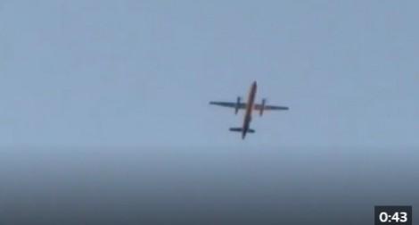 Kẻ cướp máy bay tại sân bay Seattle Tacoma đã quá suy sụp và tuyệt vọng