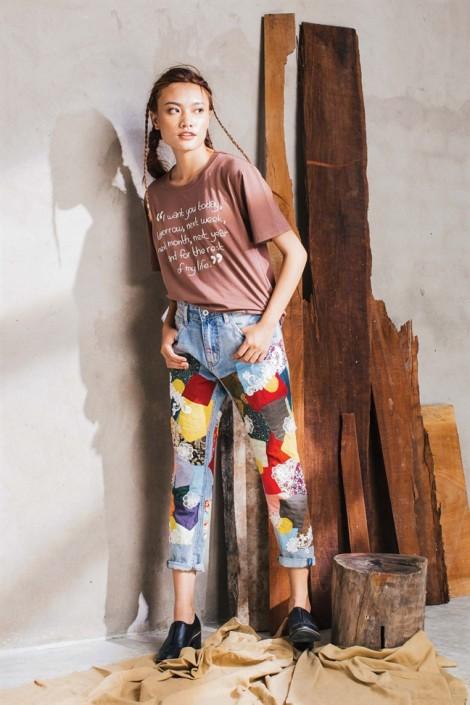 Jeans cho cô nàng nghịch ngợm