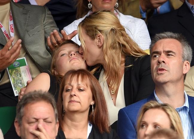 Kate Winslet: Co con, toi cang y thuc phai song voi nhung gia tri that