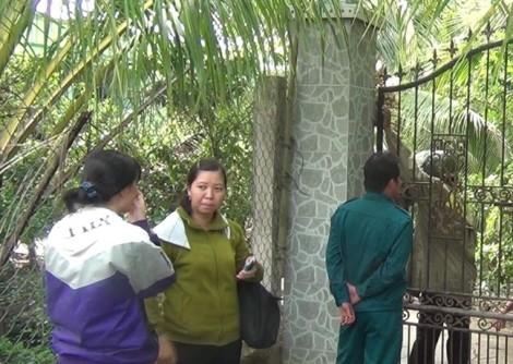 Nghi phạm tha mạng thiếu nữ trong vụ thảm sát ba người cùng gia đình