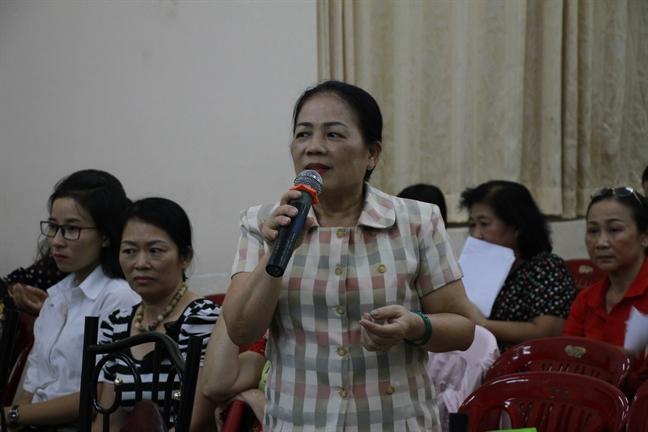 Quan Tan Binh: Toa dam 'Nang cao hieu qua hoat dong to tu van cong dong'