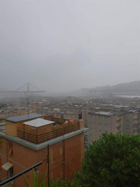 Sập cầu tại Italy, hàng chục người thiệt mạng