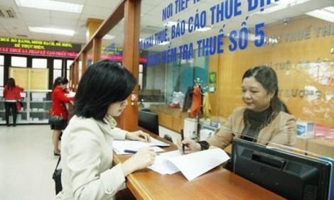 TP.HCM đề nghị chưa thành lập Chi cục Thuế khu vực vào thời điểm này