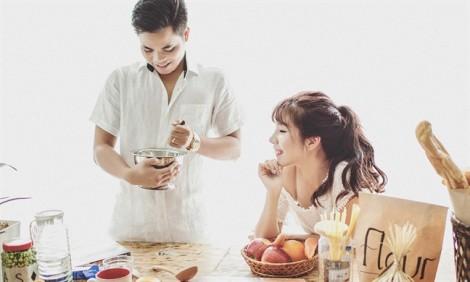 Yêu nhau từ bếp