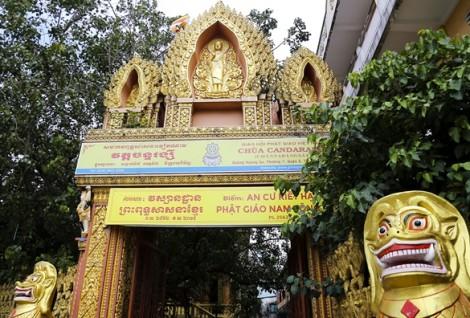 Ngôi chùa mang kiến trúc Khmer độc đáo giữa lòng Sài Gòn