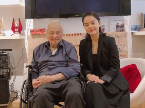 Nhạc sĩ Lam Phương mất ngủ vì mong gặp khán giả Việt Nam