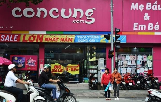 Bo Cong thuong chinh thuc cong bo ket luan kiem tra Con Cung