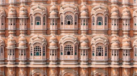 Thành phố hồng phấn ở Ấn Độ - thiên đường đích thực cho những ai 'sống ảo'