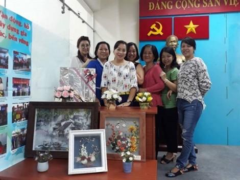 Quận 1: Đào tạo nghề cho hội viên phụ nữ