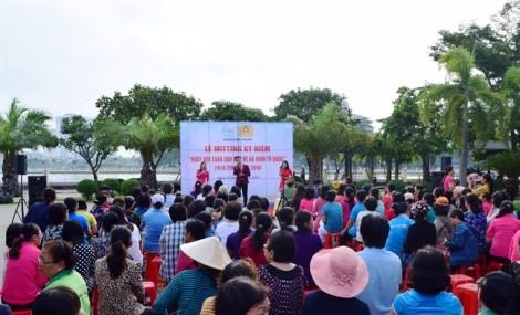 Quận Bình Thạnh: Ngày hội toàn dân bảo vệ an ninh Tổ quốc