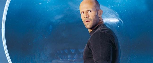 'Ca map sieu bao chua': Jason Statham can phim