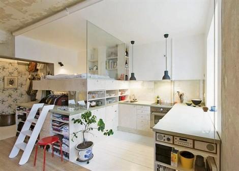 Bí quyết thiết kế nhà nhỏ thông minh