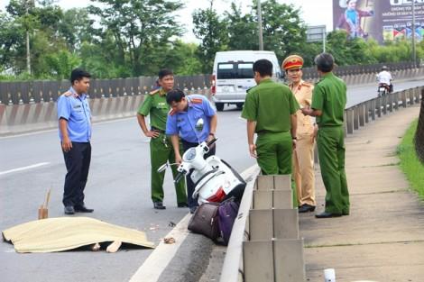 Tông chết người, tài xế bỏ chạy từ Vĩnh Long đến tận Tiền Giang