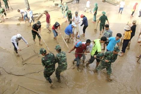 Nghệ An đề xuất hỗ trợ hơn 350 tỷ đồng khắc phục hậu quả mưa lũ