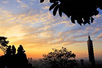 Đến Đài Loan ngắm hoàng hôn