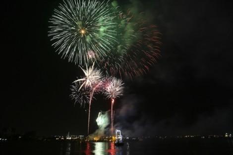 Lễ 2/9, TP.HCM tổ chức bắn pháo hoa tại hai điểm