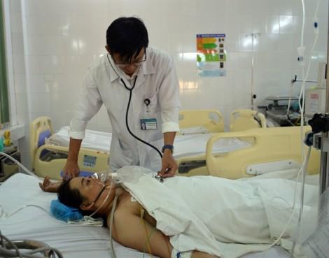 Cà Mau: Cứu sống nữ bệnh nhân bị đâm thủng tim