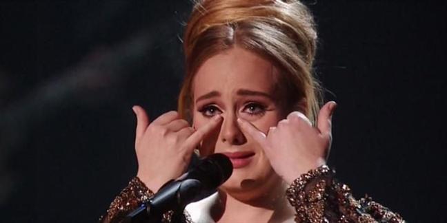 Adele: Man tai xuat duoc mong cho cua 'hoa mi nuoc Anh'