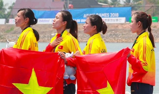 ASIAD 2018: Y nghia khac cua giot nuoc mat