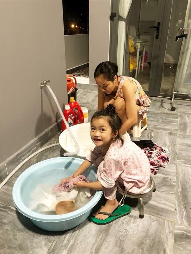 MC - dien vien Oc Thanh Van:  Toi thich lam O-sin cho cac con