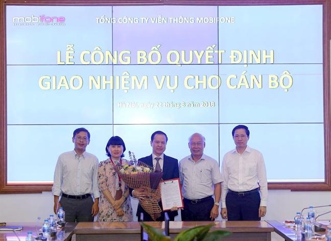 Mobifone thang chuc cho nguoi vua bi ky luat trong thuong vu AVG
