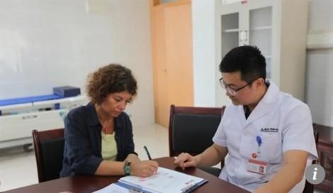 Du khách nước ngoài hiến tạng để cứu sống hơn 3 bệnh nhân