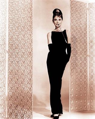Huyen thoai Audrey Hepburn va ve dep… 'chang giong ai'