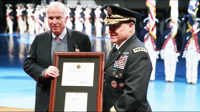 John McCain: 'Toi la cua dat nuoc toi'